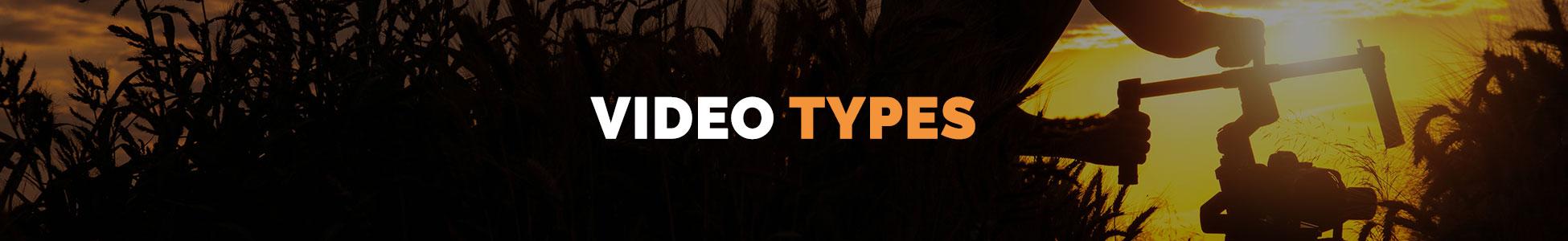 video types